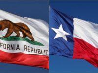BREAKING: California BANS Travel To TEXAS
