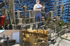 This Patriot Just Revealed His $10 MILLION Dollar Gun Collection- It's Nothing Short Of BADASS [PHOTOS]