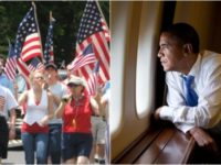 Obama Hides Overseas As His Plan To Make 4th Of July A 'LIVING HELL' For Americans Gets Out
