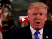 WATCH: President Trump Delivers Weekly Address- STUNS America With What He Slipped In
