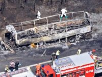 18 DEAD, 30 Seriously WOUNDED After Tour Bus BLOWS UP