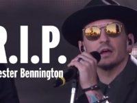 Lead Singer of Linkin Park DEAD