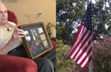 WATCH: 92 Year-Old BLIND Marine Hears Thugs Outside Stealing His American Flag- LOOK What Happens Next