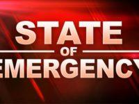 BREAKING: State Of Emergency DECLARED