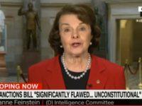 WATCH: Diane Feinstein ADMITS She Hates Americans LIVE On CNN