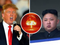 "TRUMP WARNS N. KOREA FAT BOY- ""You Will Be Met With Fire, Fury And Frankly Power, The Likes Of Which The World Has NEVER Seen…"""