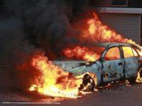 A car bomb explosion. File Photo