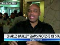 Charles Barkley SLAMS Black Thugs Protesting Confederate Monuments [VIDEO]