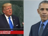 BREAKING: Trump SHOCKS U.N. Crowd, Leaves Them SILENT After DESTROYING Obama's 'Legacy'