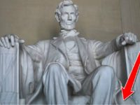 Disgusting Foreigner Just DEFACED Lincoln Memorial… Look What He Did To It That Will PISS YOU OFF