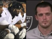 BOMBSHELL: Oakland Players Let UNTHINKABLE Happen To QB For STANDING During Anthem
