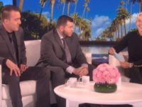 Jesus Campos Comes Out Of Hiding And Makes Announcement On Ellen DeGeneres Show
