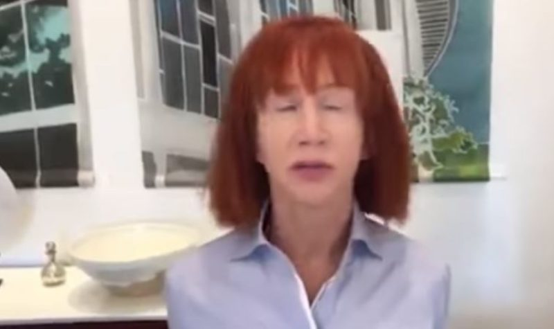 BREAKING: Kathy Griffin BLACKLISTED From Hollywood
