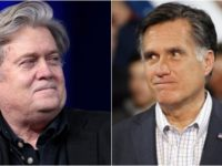 HOLY HELL!  Steve Bannon Just SHREDDED Mitt Romney To Pieces! Look What He Said! [VIDEO]