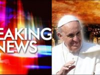 BREAKING NEWS From The POPE… Drops A BOMBSHELL