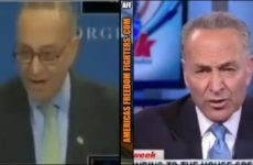 URGENT: After Forcing Gov't Shutdown, 2 DAMNING Videos Surface That Could END SCHUMER'S CAREER