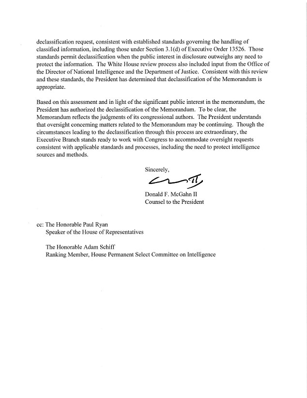 BREAKING: The Nunes Memo JUST RELEASED, And It's ABSOLUTELY EXPLOSIVE!!!